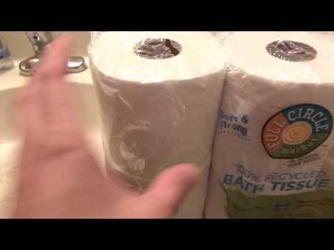 Seventh Generation and Full Circle-Exact same Toilet Paper