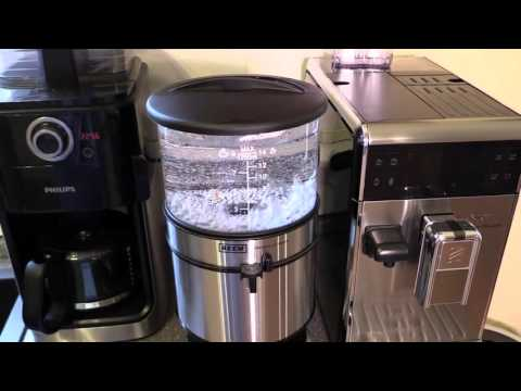 Kaffeemaschine Schwallbrühverfahren - Beem Café Premium 4-Joy