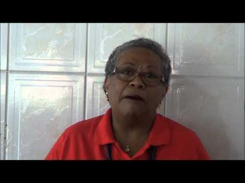 Depoimento Irene Batista - Campanha Salarial
