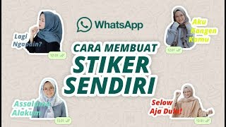 Tips ... !!! How to Make Your Own Sticker on WhatsApp