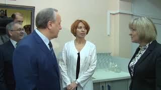Валерий Радаев побывал в СГУ