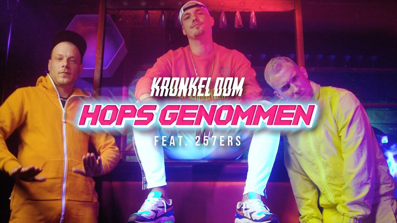 Kronkel Dom & 257ers – Hops genommen