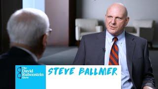 The David Rubenstein Show: Steve Ballmer