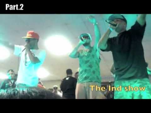 The Ind show(Music Arts & Culture) Part.2 oF The Waco Summer Bash 2k12