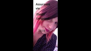 Assurance Vie (remix) Elodie Lengrand (2019)