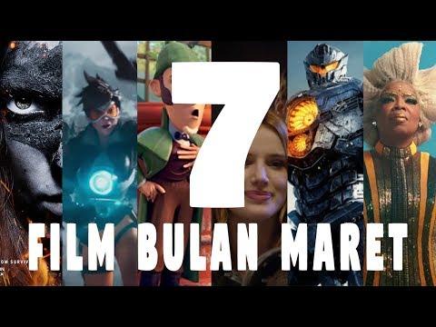 7 film hollywood yang akan rilis bulan maret 2018