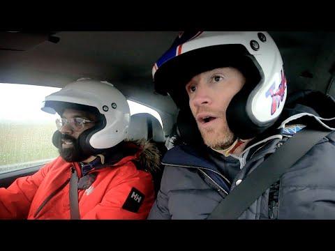 Romesh Ranganathan vs Top Gear Test Track | Top Gear: Series 28