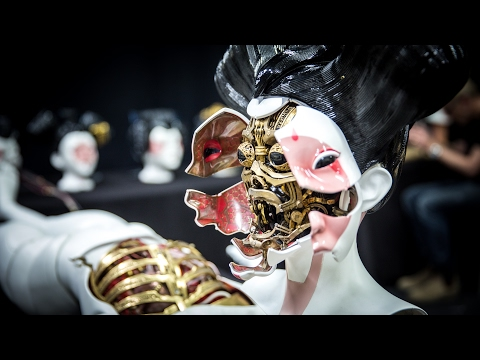 「流言終結者」亞當帶你細看《攻殼機動隊》藝妓機器人道具