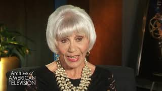 Rona Barrett on doing one on one interview TV specials - TelevisionAcademy.com/Interviews