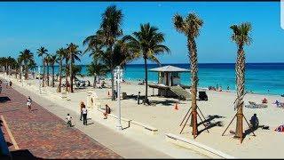 Awesome Beach & Boardwalk! (Hollywood Beach)