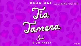 Doja Cat - Tia Tamera ft. Rico Nasty (Lyric/Lyrics)