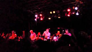 As Cities Burn - Love Jealous One, Love live at Exit/In 04-