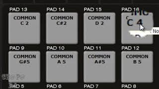 Configuração Akai MPD 32/ 26 /24 /18. CONFIGURANDO OS PADS JUNTO AO BATTERY 3 (By Chapa Dj)