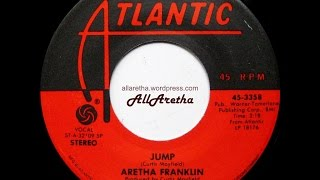 Aretha Franklin - Jump / Hooked On Your Love - 7″ - 1976