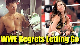 10 Wrestlers That WWE REGRETS Letting Go!