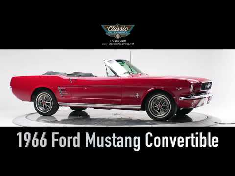 1966 Ford Mustang for Sale - CC-989513