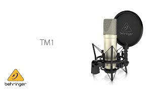 Complete Your Recording Setup with the TM1