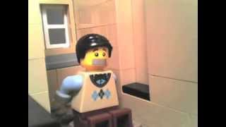 Duct Tape And Leather (Lego Stop-motion Animation/brickfilm)