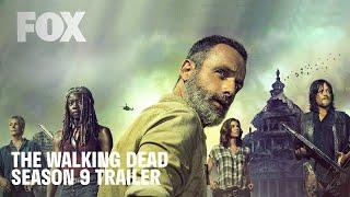 The Walking Dead Season 9   Official Trailer   FOX TV UK