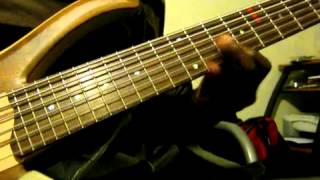 Benjamin Dube   Ehh Yahweh Bass Cover Tutorial