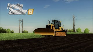 CLEARING NEW LAND WITH THE SQUAD (ROLEPLAY) FARMING SIMULATOR 19