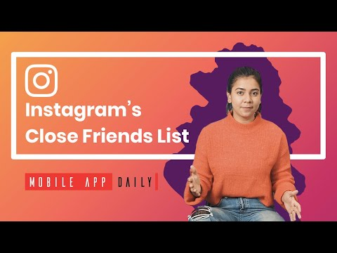What Is Instagram's New Close Friends List All About?