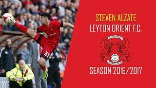 Steven Alzate | Goals, Skills, Assists | Leyton Orient | Senior | 2016/2017