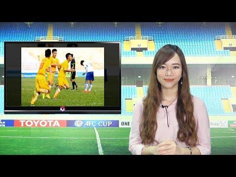 VFF NEWS SỐ 120 | Sông Lam Nghệ An giữ vững ngôi đầu tại AFC Cup