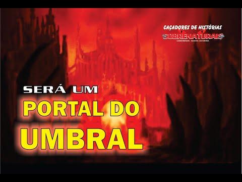 PORTAL PARA O INFERNO - ESPÍRITOS PERIGOSOS GUARDAM A ENTRADA DESSE FORNO.