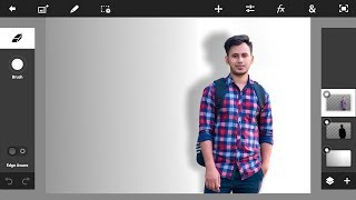 Lightroom | Ps Touch | Autodesk Editing Tutorial | How To Make Studio Background In Android Phone