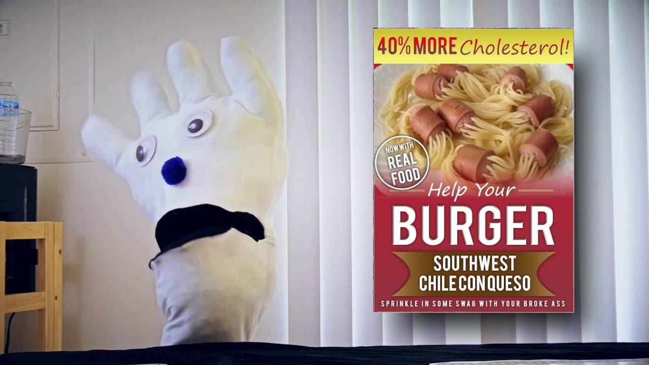 Help Your Burger (Hamburger Helper Parody)