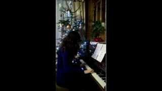 preview picture of video 'Cicha noc pianino | Lanckorona Paulina Fraś'