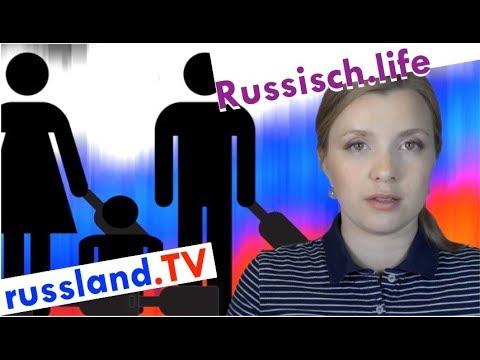 Russisch: Die liebe und böse Familie [Video]