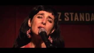 """Camila Meza & Shai Maestro """"Olha Maria"""" @ Jazz Standard"""