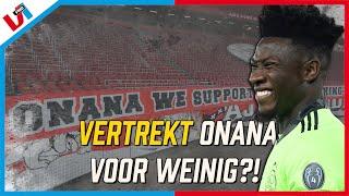 Ajax vs Onana: Hard spel van Overmars of Gaat De Keeper Goedkoop Vertrekken?