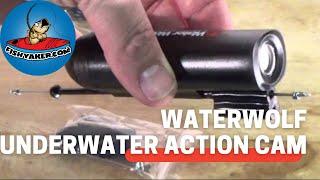 Water Wolf Underwater Action Fishing Video Camera: Episode 153