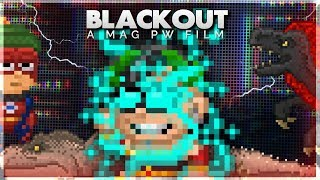 Pixel Worlds - Blackout The Dinosaurs Movie