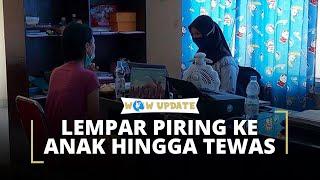 Kesal Anak Tak Mau Makan, Seorang Ibu Pukul Anak Balitanya dengan Piring hingga Tewas