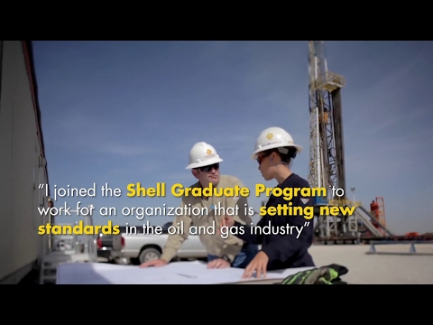 Graduate Opportunities: We Are Shell