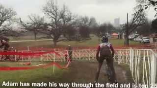 2015 Cyclocross Nationals Jr. Boys 13-14