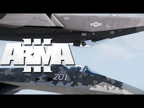 ARMA 3 - Unguided GBU bombing guide - A164 Wipeout - игровое