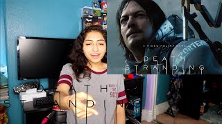 Death Stranding – Release Date Reveal Trailer | PS4-REACTION