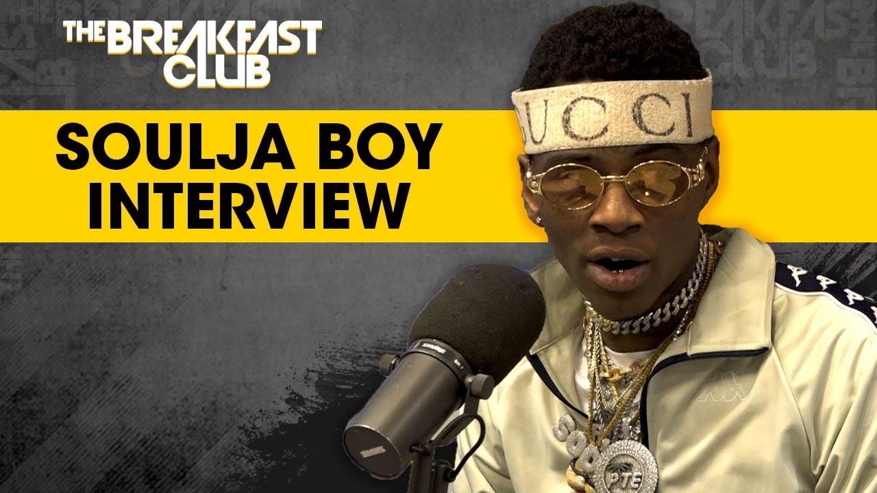 Soulja Boy on The Breakfast Club