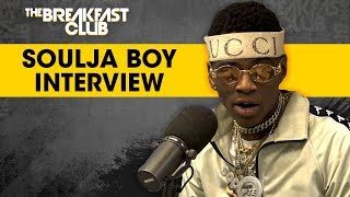 The Breakfast Club - Soulja Boy Drags Tyga, Drake, Kanye West & Reclaims The Best Comeback Of 2018
