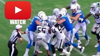 The Most Heated Moments of Week 5 (HD) 2018 NFL Season