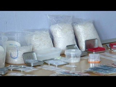 Γερμανία: Τεράστια ποσότητα του ναρκωτικού «πάγος» εντόπισε η αστυνομία