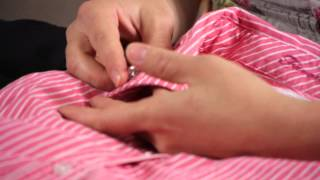 How to Attach a Lapel Pin Without Ruining a Shirt : Shirt Crafts