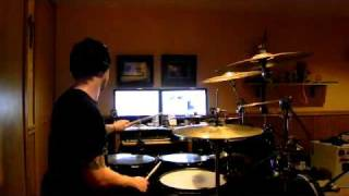 Bayside - The Wrong Way drum cover