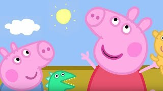 Peppa Pig English Episodes - Up, Up and Away! - #059