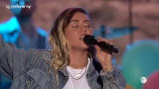 Miley Cyrus   Malibu Live 2017